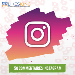 50 Commentaires Instagram