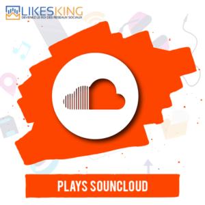 Acheter des Plays SoundCloud