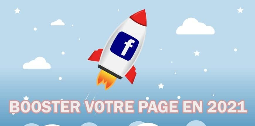 booster une page Facebook